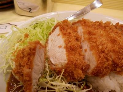 蒲田でカツカレー1