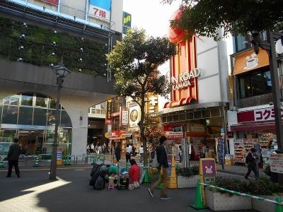 蒲田でカツカレー3
