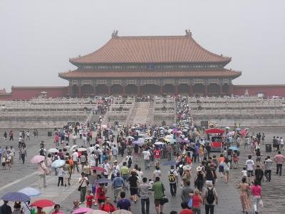 BeijingからTianjinへ