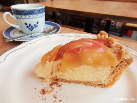a piece of pie パンがなけりゃパイをお食べ 雨ときどきパンケーキ