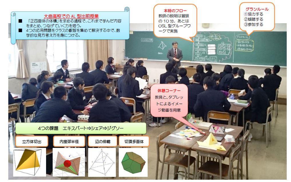 大曲高校授業LT