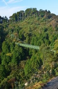 大松山つり橋
