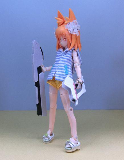 ライフルとキツネ (3)