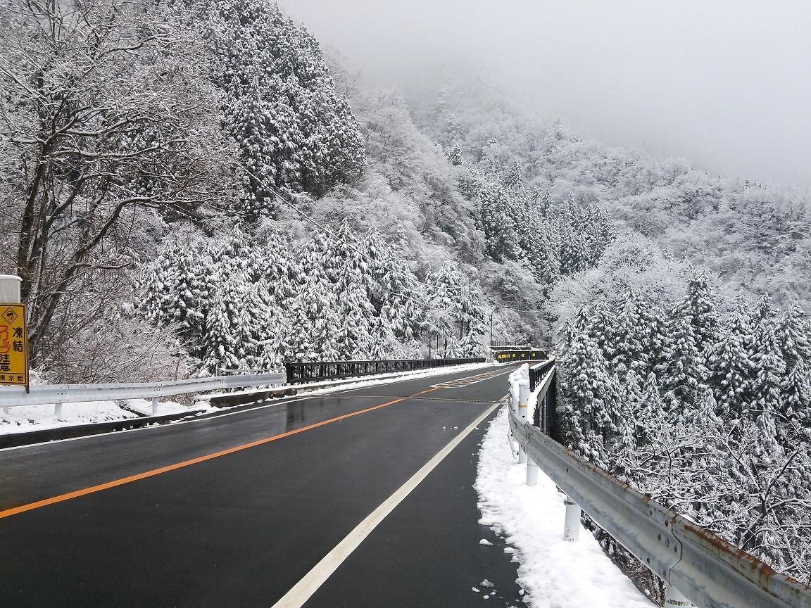 ② 3月の雪2