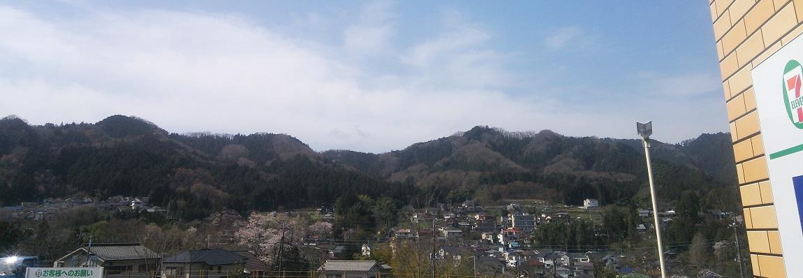 ⑤青梅からの山間