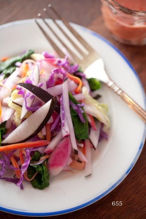 湯通し野菜1