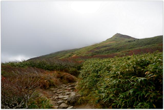山形県 月山 がっさん 出羽三山 登山