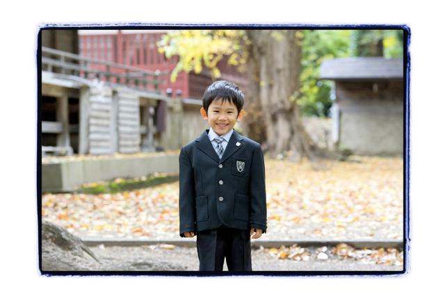 青森県 平川市 猿賀神社 猿賀公園 七五三 記念 写真 撮影 出張 カメラマン ロケーション キッズ 子ども