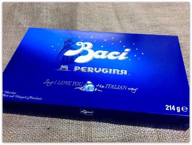 イタリア お土産 バッチ チョコレート