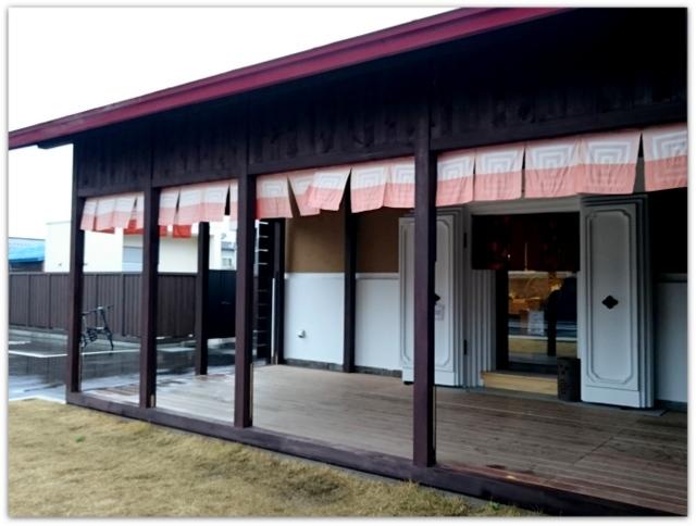 青森県 黒石市 横町 松の湯交流館 十文字カフェ グルメ ランチ スイーツ 観光