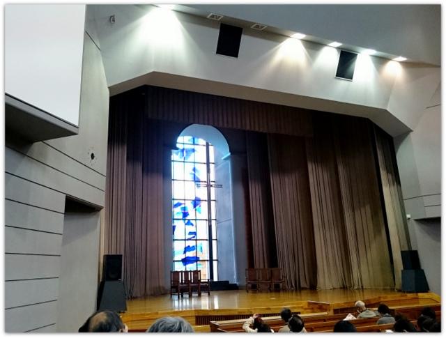 青森県 弘前市 東奥義塾高等学校 礼拝堂 パイプオルガン演奏会