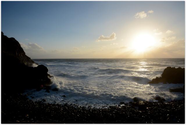 秋田県 にかほ市 山形県 遊佐町 三崎公園 キャンプ 海浜公園 鳥海国定公園 日本海
