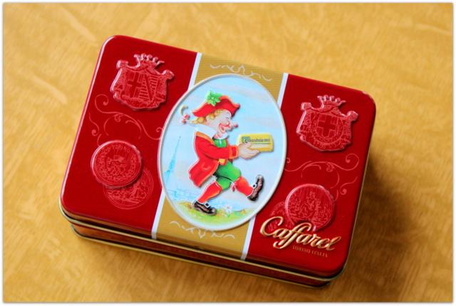 イタリア お土産 フィレンツェ チョコ カファレルミニジャンドゥーヤ トスカーナ ワイン