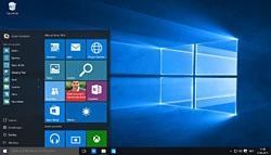 Windows 10 ディスプレイ画面