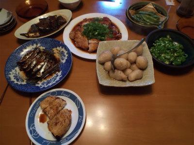 10.18夕食