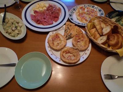 10.30夕食