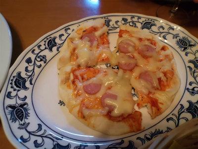10.30既製品ピザ