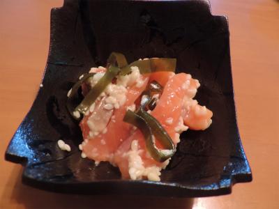 11.4鮭の麹漬け