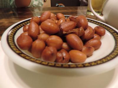 11.2ピーナッツ煮