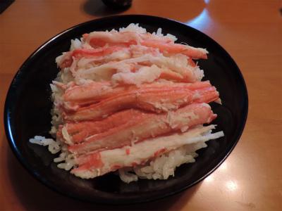 11.14カニ寿司