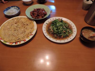 11.15夕食