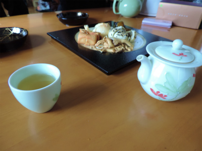 11.21台湾のお菓子でお茶