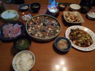 11.21夕食