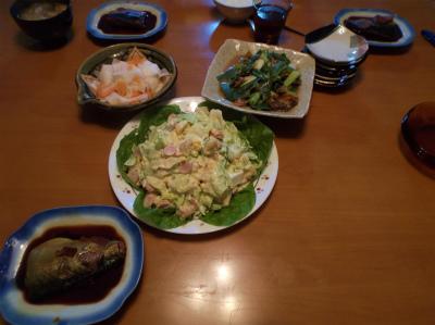 11.23夕食