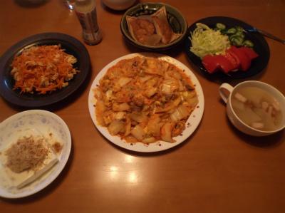 11.26夕食