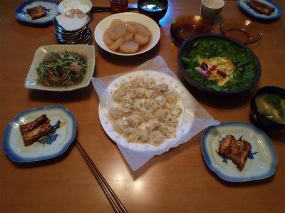 11.28夕食
