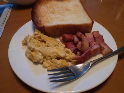 12.1朝食