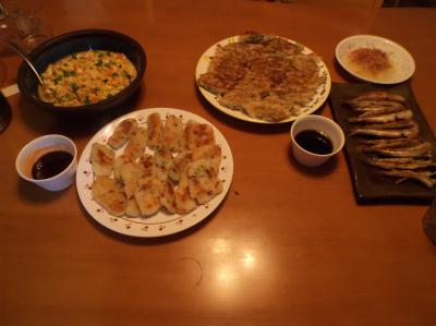 12.5夕食