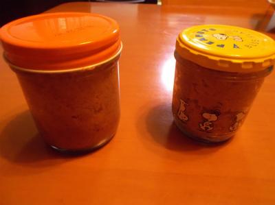 12.7ピーナッツバター完成