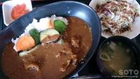 旭志(野菜カレー)