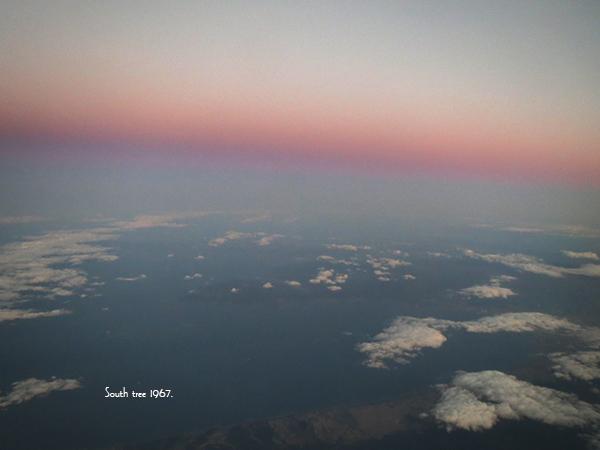 飛行機から海ブログ用2