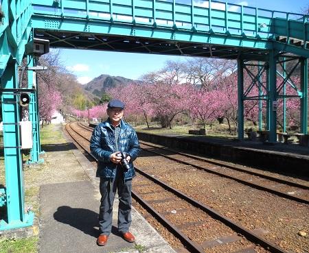 041電車待ち