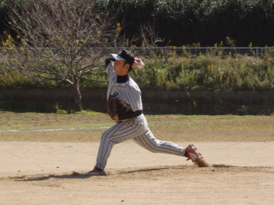 PA251256ストロベリー先発松永投手
