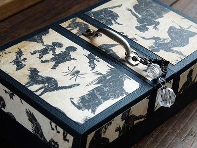 小さな魔女のお道具箱