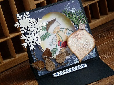 Christmas Easel Card