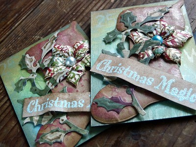 ATC「Christmas Magic」