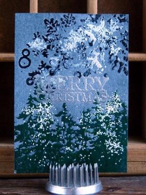クリスマスATC
