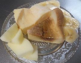 フレンチトーストプリン07