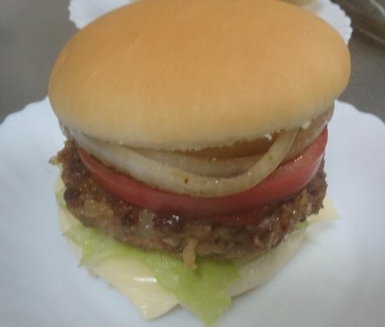 ハンバーガー09