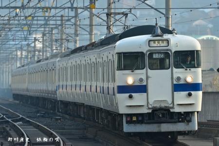 鹿児島本線 415系 S(01)