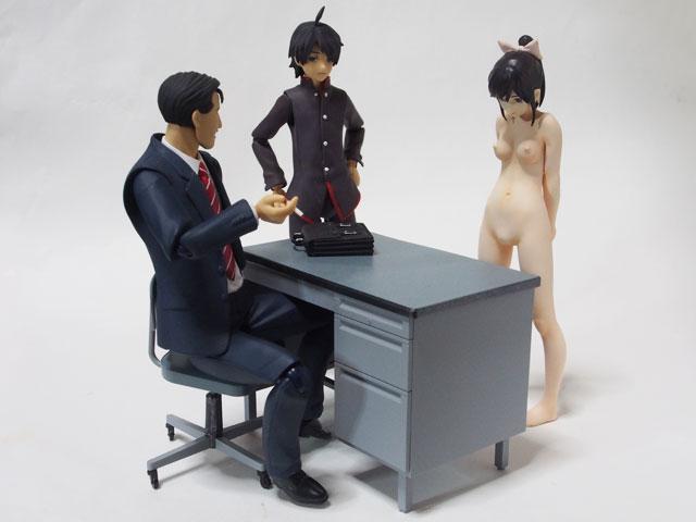 figma劇場 DF研 エロ素体01
