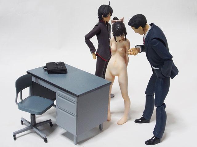 figma劇場 DF研 エロ素体02