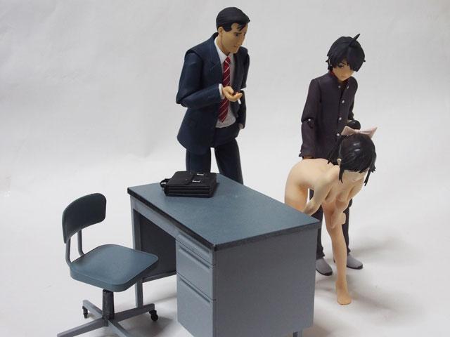figma劇場 DF研 エロ素体03