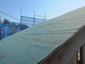 屋根防水②