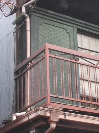 台東3丁目 瓦葺銅板出し桁⑤