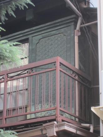 台東3丁目 瓦葺銅板出し桁⑥